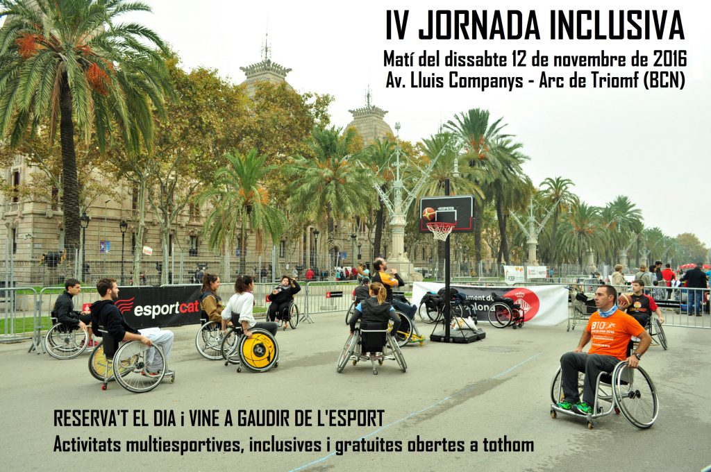 Flyer 4a jornada inclusiva