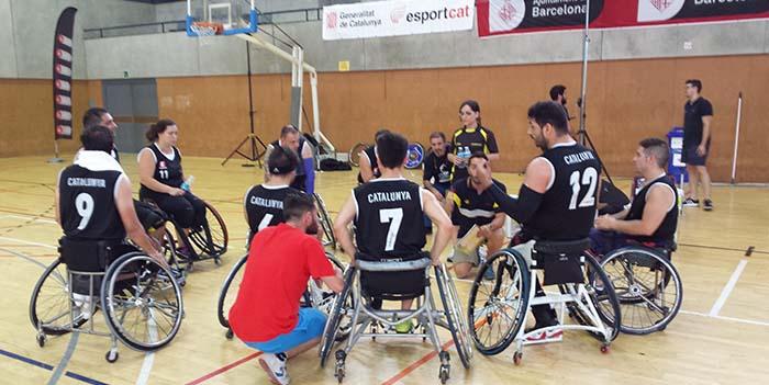 Equips participants al 24 trofeu internacional ciutat de barcelona de b squet en cadira de - Cadira barcelona ...